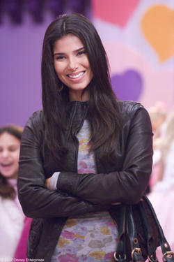 Roselyn Sanchez in &quot;The Game Plan.&quot;